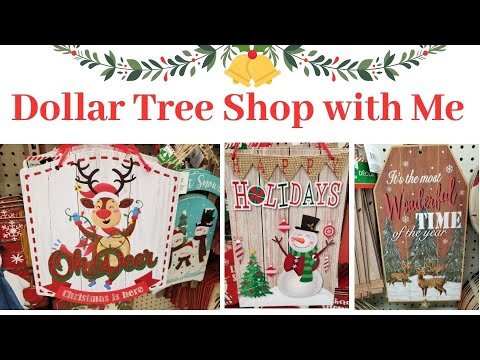 DOLLAR TREE SHOP WITH ME NEW ITEMS | NOV 1ST 2018