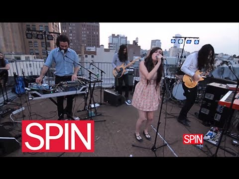 """SPINhouse Live: Cults, """"Abducted"""""""
