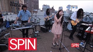 "SPINhouse Live: Cults, ""Abducted"""