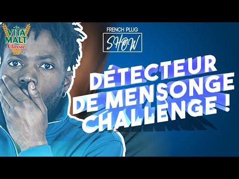 Détecteur de mensonge challenge !!!