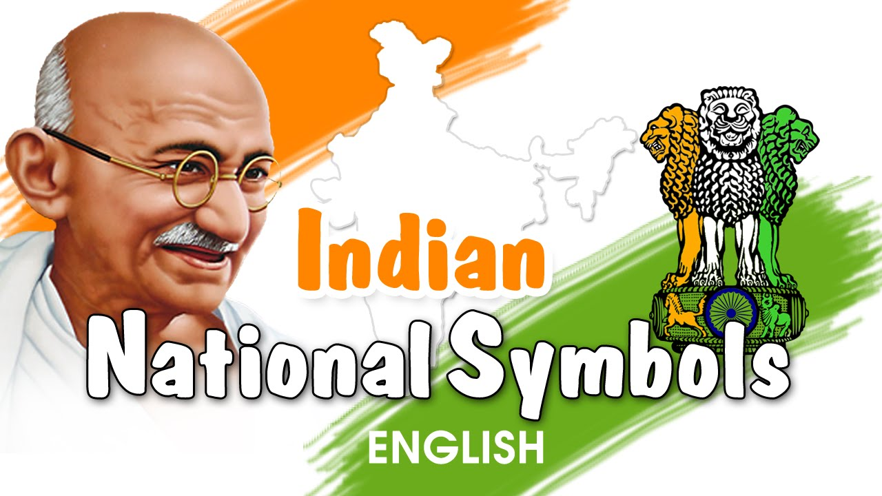 National Symbols Of India Indian National Symbols Animation Video