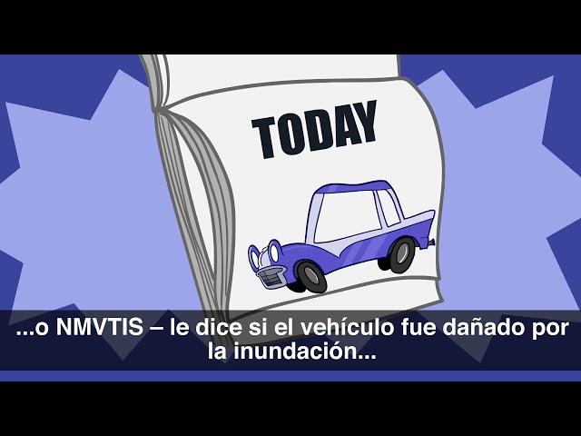 NMVTIS Short 01 - Spanish