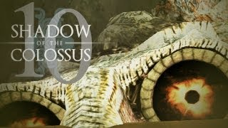 "The Scariest Colossus! - Shadow Of The Colossus - 10th/16 Colossus ""Dirge"""