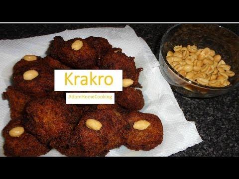 How To Make Krakro