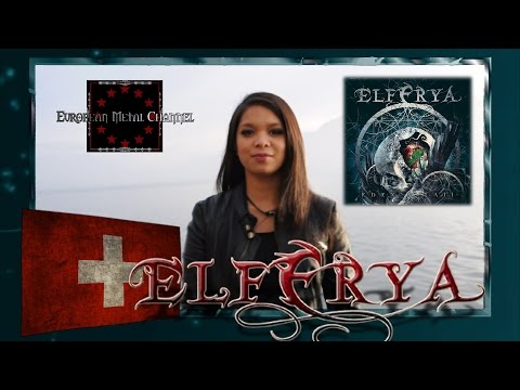 "ELFERYA presents -Eden's Fall- on ""European Metal Channel"""