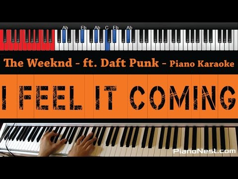 The Weeknd - I Feel It Coming (feat. Daft Punk) -...