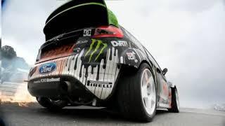 Teri Meri Prem Kahani Hai Mushkil best remix song Car racing stunt  car stunt song