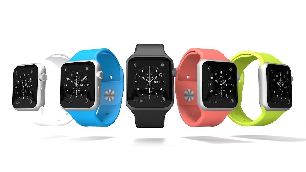 То есть самые недорогие часы watch sport будут стоить долларов без учета налогов.