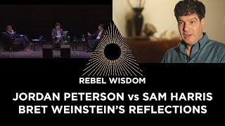 Reflections on Sam Harris vs Jordan Peterson, Bret Weinstein
