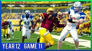 Final Road Game @ ASU!   NCAA Football 14 Dynasty (Y12:G11) -   Ep.216