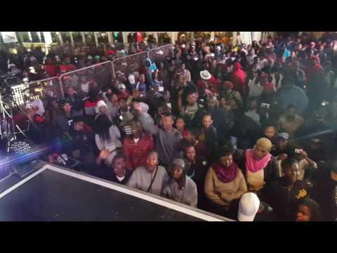 Gforcerecords presents bolo J live at Tshwane Music Festival