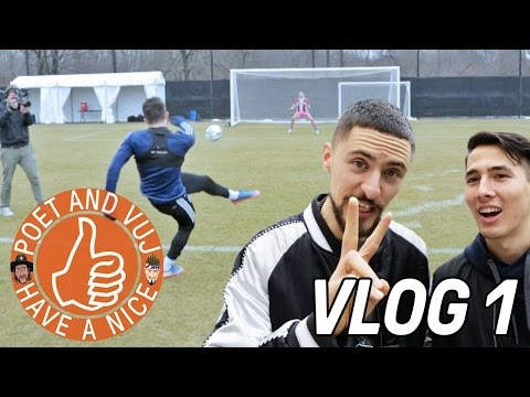 New York Ultras & NYCFC Behind the Scenes! | USA Have A Nice Tour