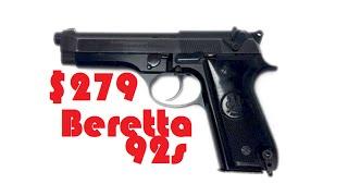 Video Beretta 92s Unboxing: Southern Ohio Gun Surplus Pistol download MP3, 3GP, MP4, WEBM, AVI, FLV Juni 2018