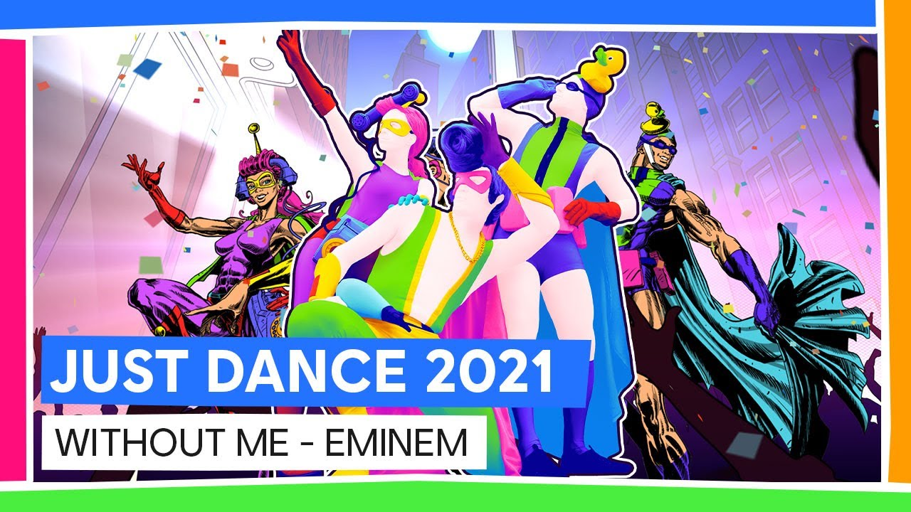 WITHOUT ME - EMINEM | JUST DANCE 2021 [OFFIZIELL]