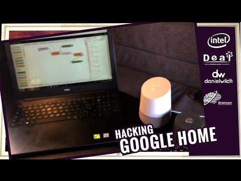 Hacking Google Home
