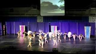 4/7/12 Sabor Latino Dance Team - First Place Performance at University of Florida