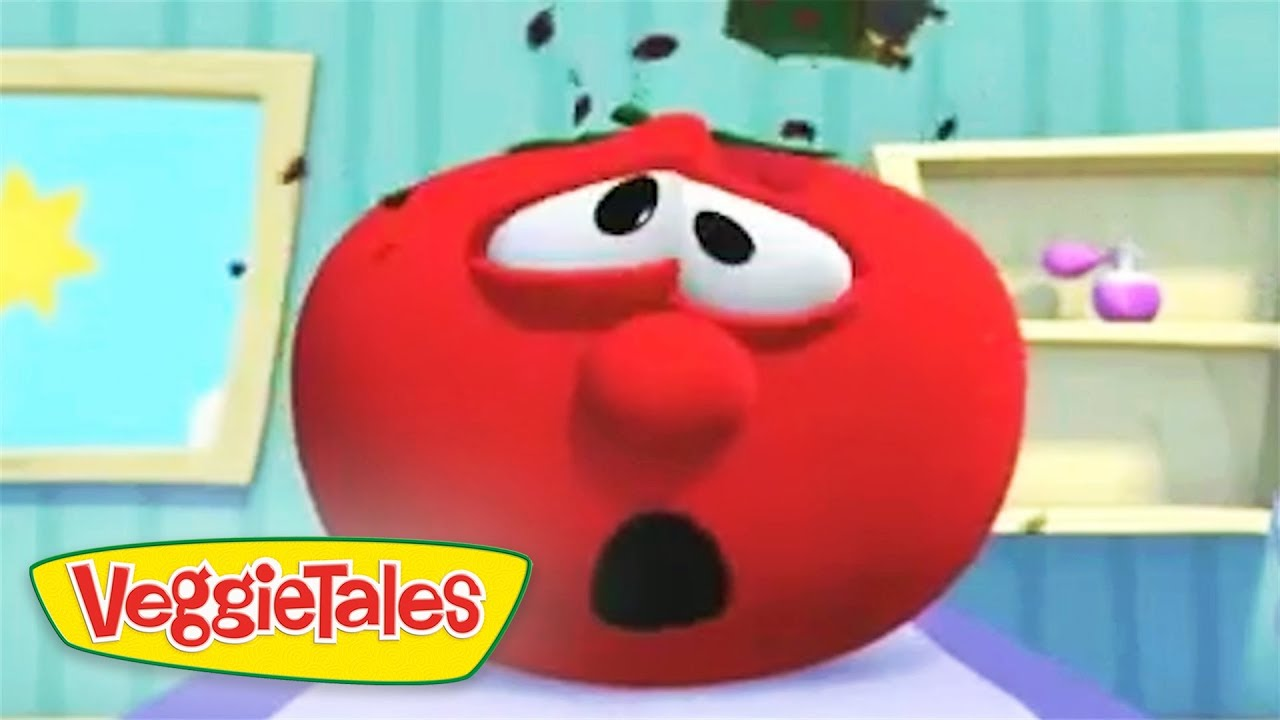 Veggietales | Sneeze if You Need to | Silly Songs With Larry Compilation | Cartoons For Kids