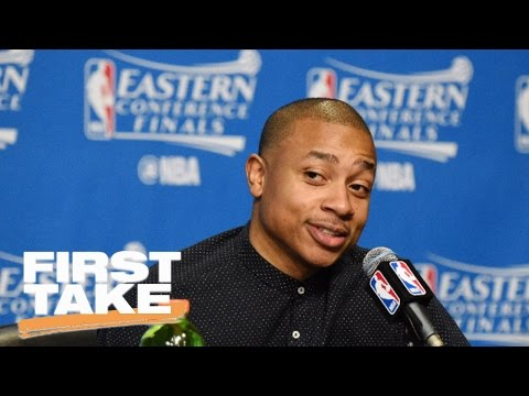 Isaiah Thomas: The Cavs Aren't The 'Monstars' | First Take | May 19, 2017