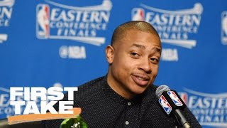 Isaiah Thomas: The Cavs Aren