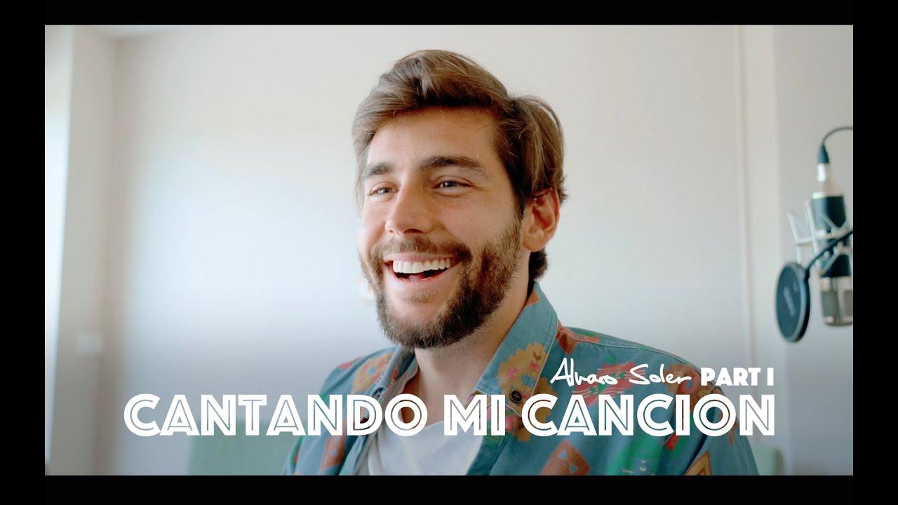 Alvaro tells us his reaction to fan covers in his video Cantando Mi Cancion