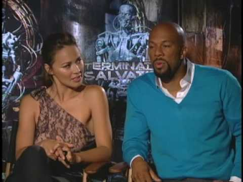 Moon Bloodgood Common Terminator Salvation