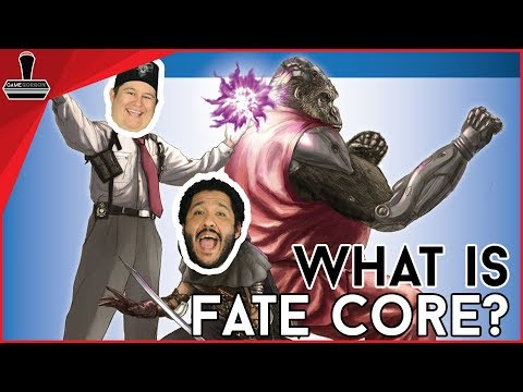 What Is FATE Core | GameGorgon