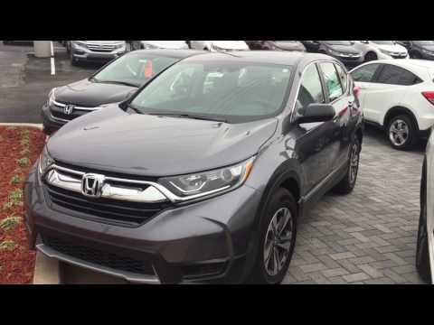 Gene, your new CRV is waiting for you at Ed Voyles Honda