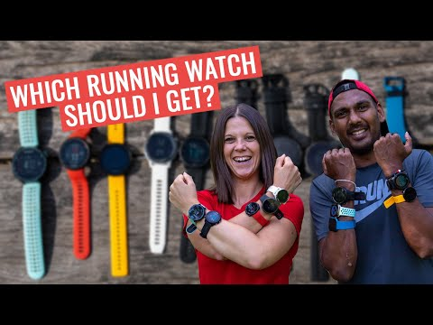 The BEST GPS Running Watches in 2019 | Feat. Garmin, Polar, Apple