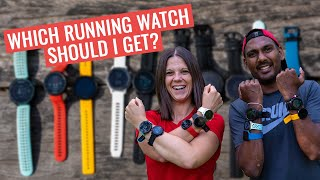 The BEST GPS Running Watches | Feat. Garmin, Polar, Apple