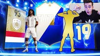 MAM IKONĘ GULLITA PRIME! POTĘŻNY TOTS W PACZCE! 8x WALKOUT! | FIFA 19 PACK OPENING