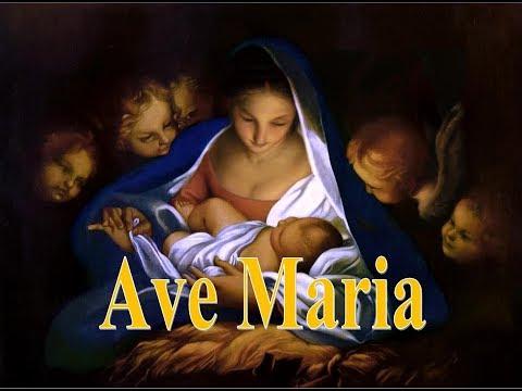 Musica Sacra: Ave Maria di Roberto Fasciano, per soprano, coro e pianoforte.