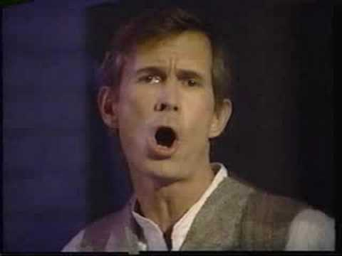 Anthony Perkins sings
