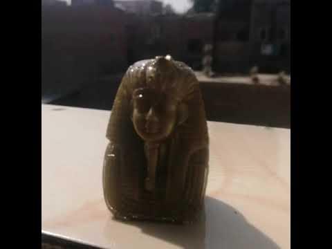 Resin art in egypt