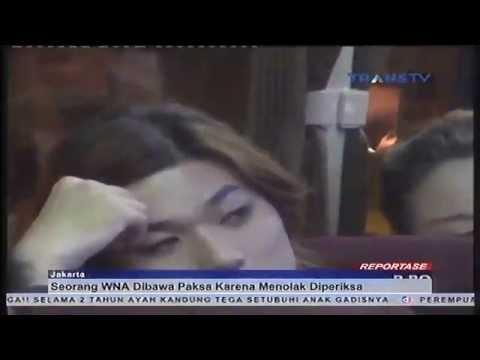 Artis Korea Terjaring Razia di Indonesia