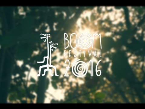 BOOM Festival 2016 (Un-official Afterfilm) ᴴᴰ  - Sony A6000