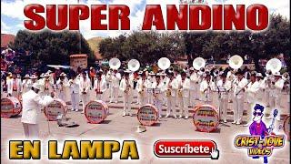 Banda Super Andino de Pilcuyo 2018 -.- │En Lampa Perú 2018│░Crist-Jove Videos░
