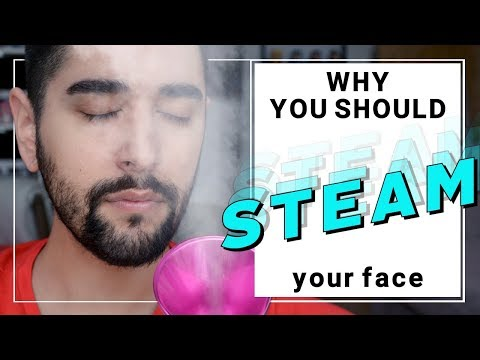 5 Reasons You Should Steam Your Face -DIY Facial Steaming At Home - Grooming Skincare  ✖ James Welsh