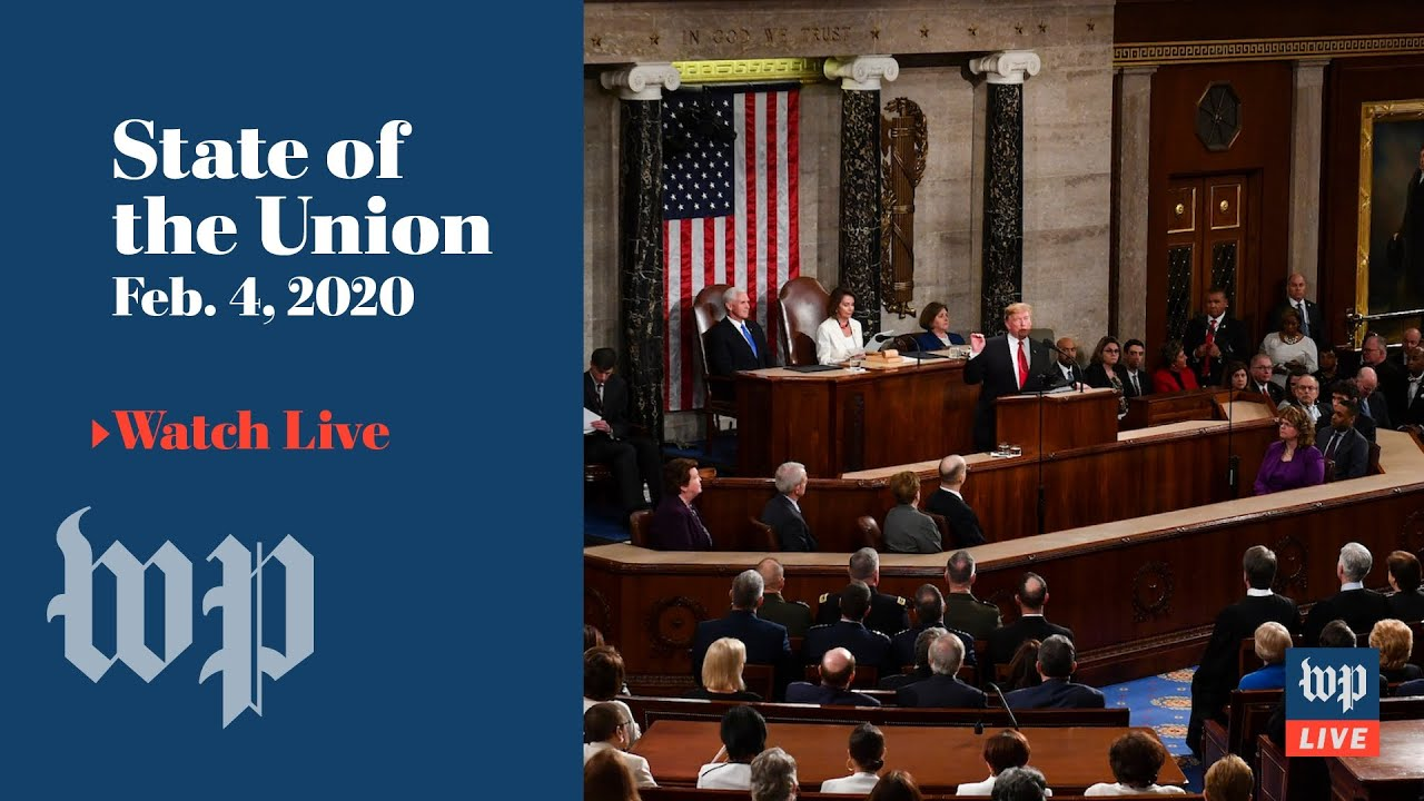 State of the Union 2020 response: Trump may be worried about ...