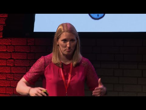 A Fighter's Guide to Performance Anxiety | Stacey Copeland | TEDxRNCM