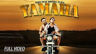 Yamaha | M Jee Feat Bhinda Aujla | Full Official Video 2014 | The Most Wanted Records