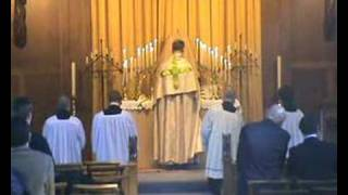 5th sunday after easter, benediction of  blessed sacrament