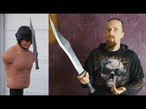 Review: The Executioner 2.0 (Zombie Go Boom) - A Swordchete?