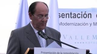 Presentación oficial de las obras de remodelación y mejora del Hotel Vallemar, Puerto de la Cruz