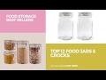 Top 12 Food Jars & Crocks // Food Storage Best Sellers