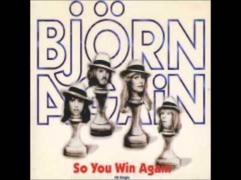 BJORN AGAIN - So You Win Again (Remix) 6:45