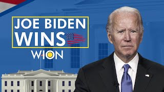 Us election results live updates | biden defeats trump to become 46th president of #uselectionresult #donaldtrump #joebidenus 2020 n...