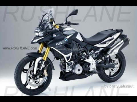 bmw f 310 gs ( conceito ) - youtube