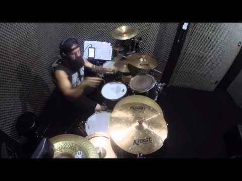 Marvin Tabosa - Drum Lesson - 36 Crazyfists - Northern November mp3