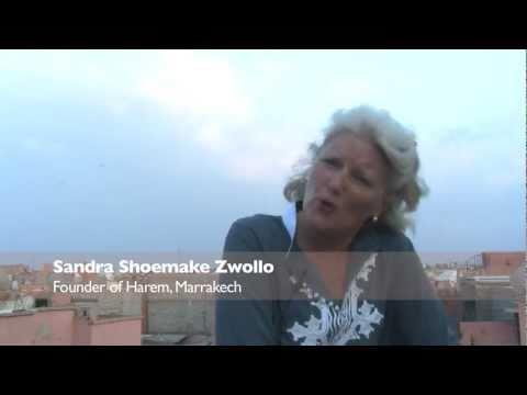 PURE Life Experiences TV Interview - Sandra Zwollo - Founder, Harem, Marrakech