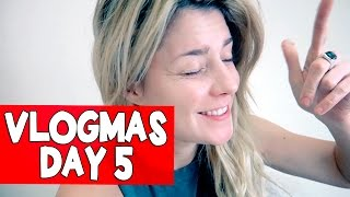 VLOGMAS DAY 5: THE PICTURE OF HEALTH // Grace Helbig